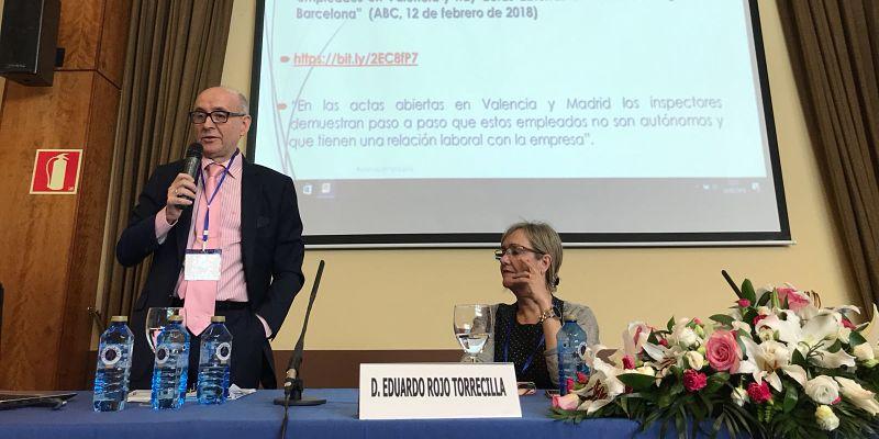 «Tecnologías y relaciones laborales. Cómo responde el Derecho del trabajo a los cambios económicos y sociales», por el prof. Eduardo Rojo