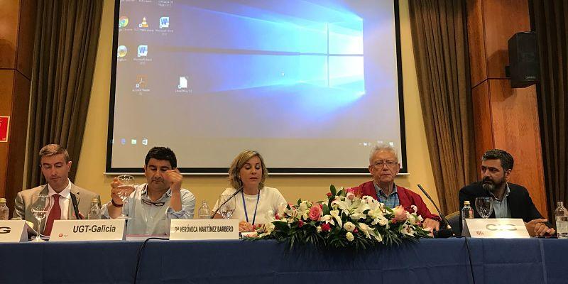 """""""Respuesta patronal y sindical ante las nuevas formas de huida del Derecho del Trabajo"""", mesa redonda en Jornadas UPIT"""