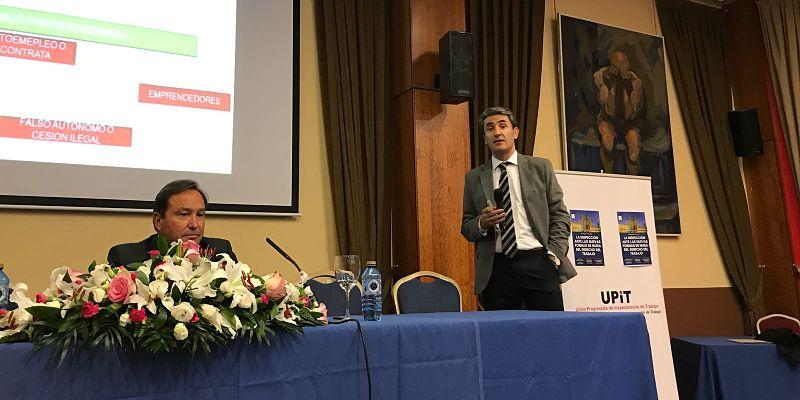 """Externalización de actividades: empresas multiservicios y cesión ilegal"", por Fco. Javier Calderón"