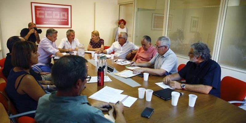 La situación política y las prioridades del movimiento sindical
