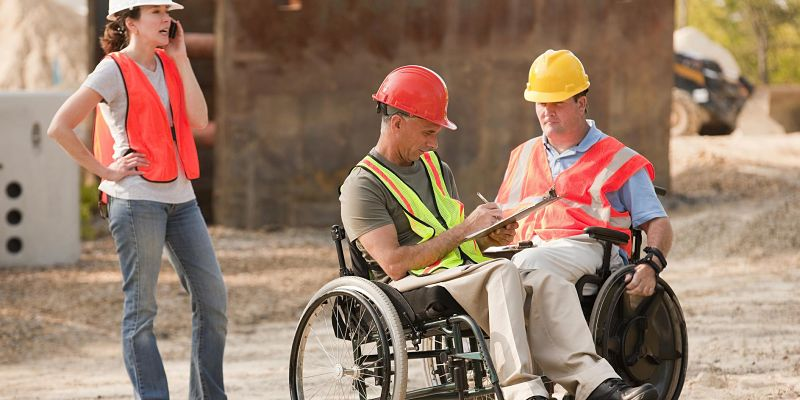 ¿Hay algún trabajador discapacitado en tu empresa?