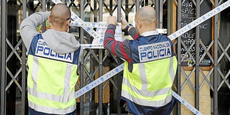 Inspección de Trabajo frente a la mafia laboral en Baleares