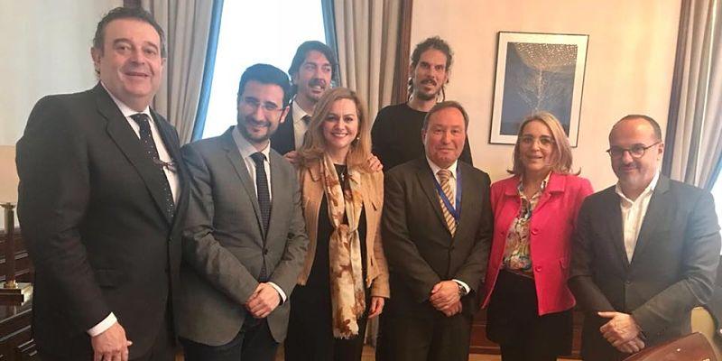 Fermín Yébenes, ante el Congreso de los Diputados, para el estudio de reforma del RETA