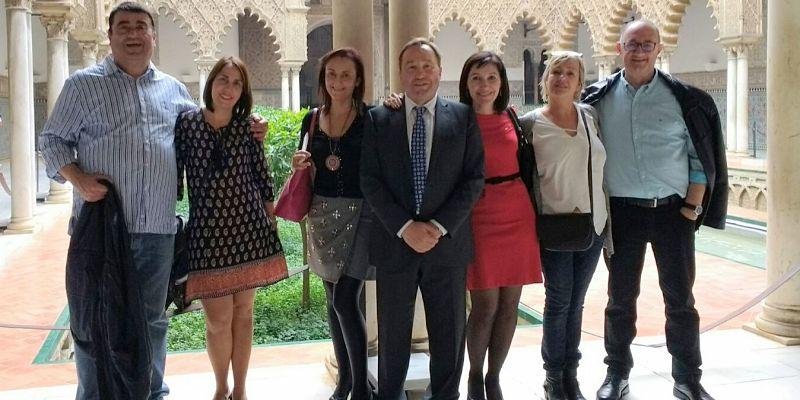 Especial: Jornadas UPIT en Sevilla (2016)