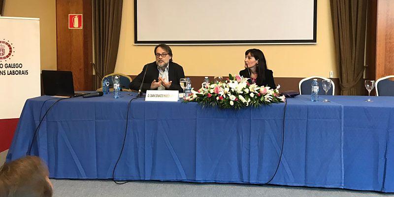 «Manifestaciones más relevantes de la huida del Derecho», por Juan I. Marín