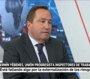 Fermín Yébenes, Portavoz UPIT
