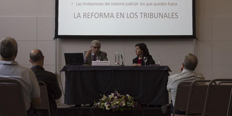 Jurisprudencia relacionada con la reforma laboral