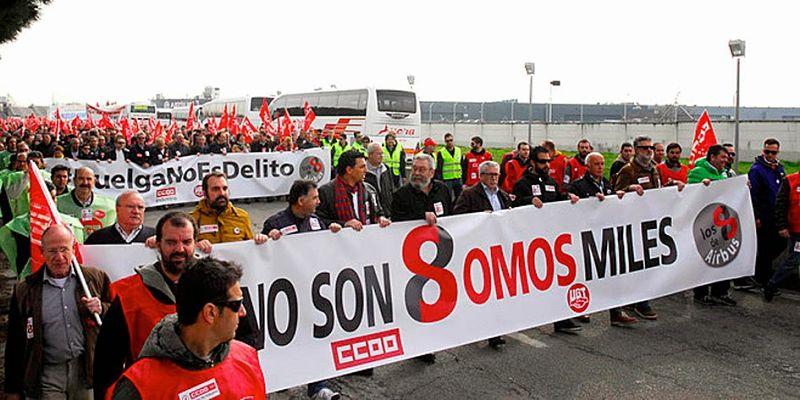 Una vez más, UPIT en defensa del derecho de huelga