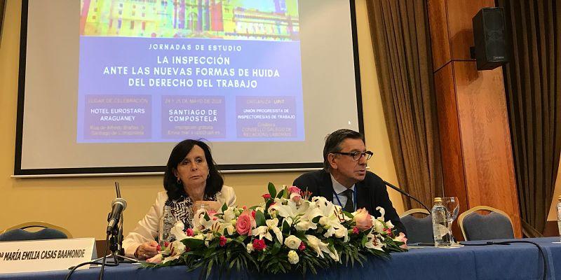 «La jurisprudencia constitucional en materia social: crónica de su evolución más reciente», por Mª Emilia Casas