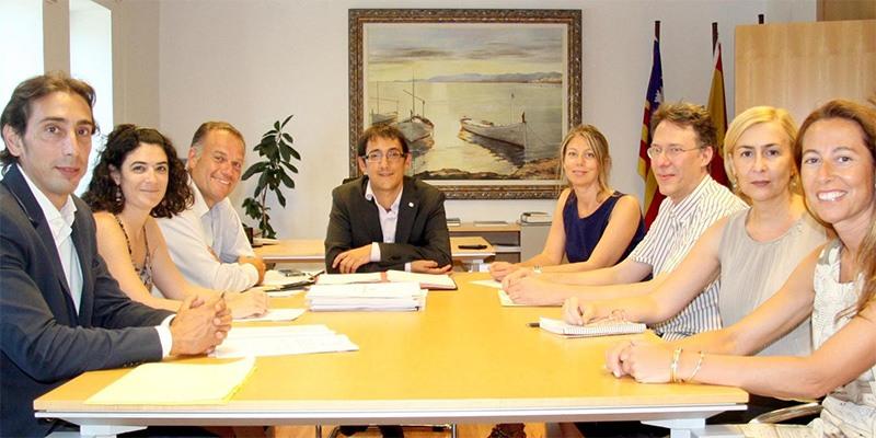 Iago Negueruela e Isabel Castro se incorporan al Gobierno balear